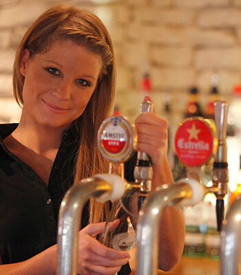 Bar jobs at The Green Man